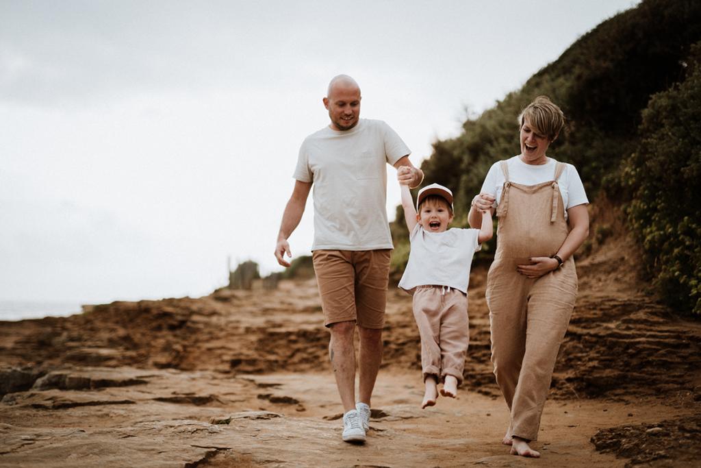 Séance photo maternité en Vendée